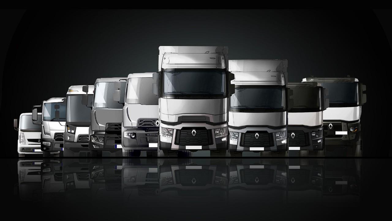 Imágenes de Renault Trucks