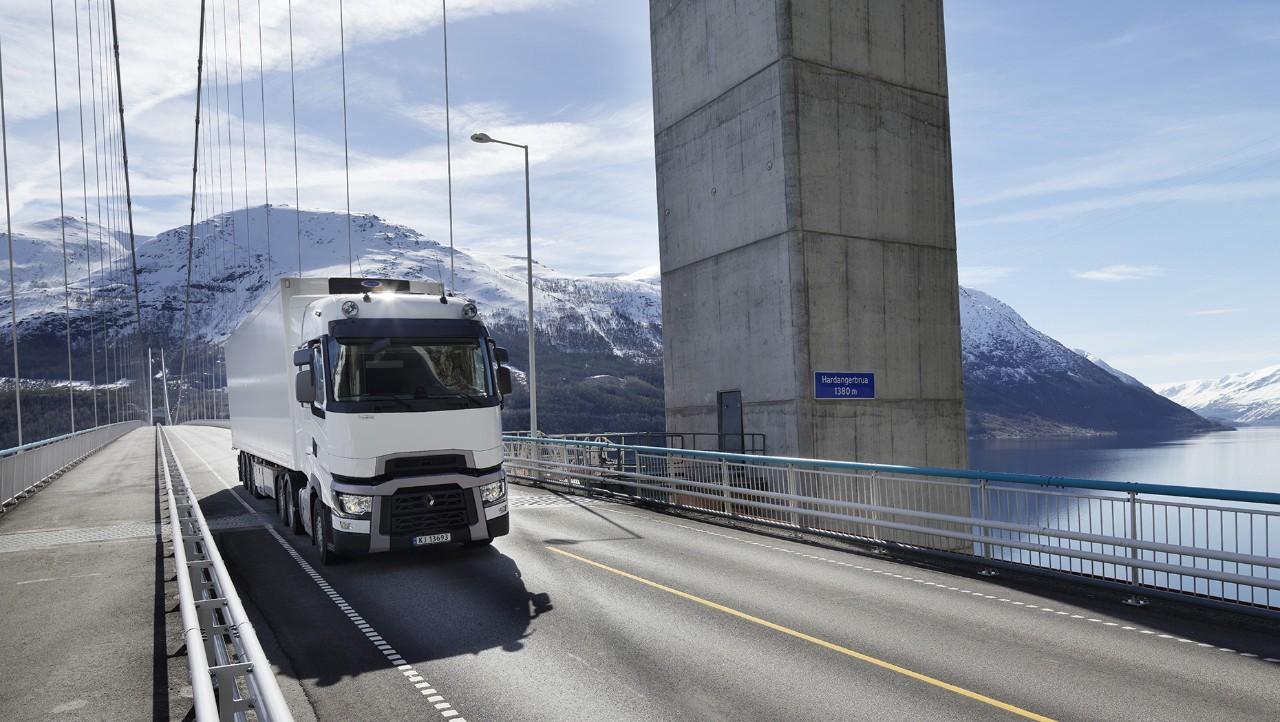 Videos de Renault Trucks en YouTube