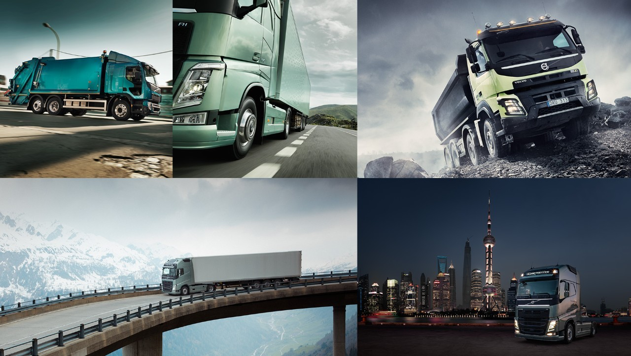 Imágenes de Volvo Trucks