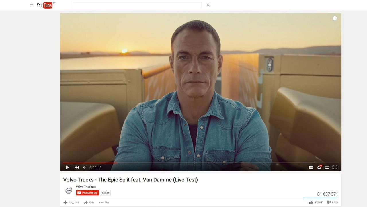 Videos de Volvo Trucks en Y