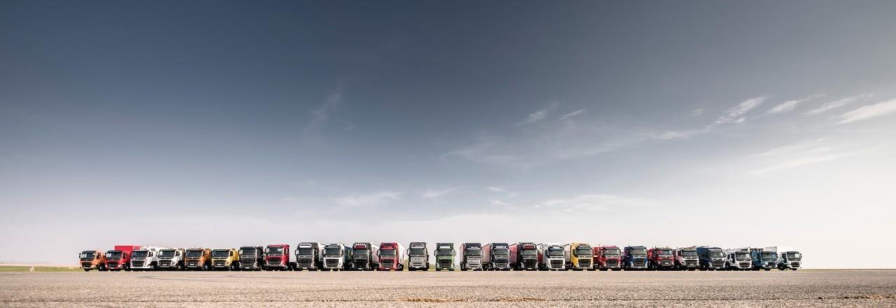 Camiones usados de Volvo: una apuesta segura