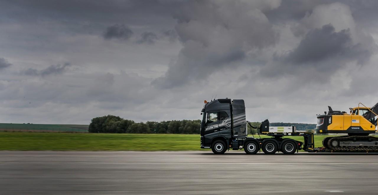 camiones usados seleccionados de Volvo
